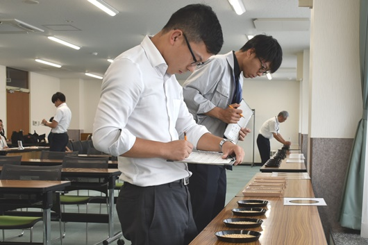 農産物検査員研修.JPG
